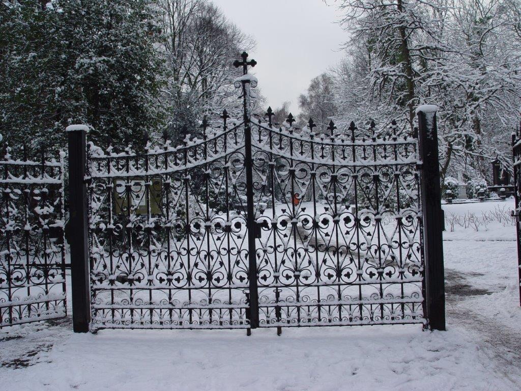 Anekdoten-Führung über den Ostfriedhof