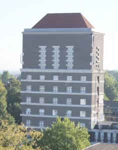 Wasserturm, Foto: Rüdiger Beck