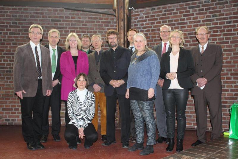 Neues Presbyterium in der evangelischen Paul-Gerhardt-Gemeinde