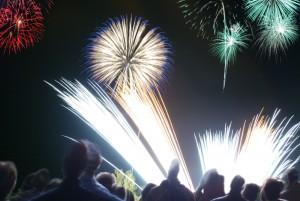 Lichterfest im Westfalenpark (Foto: Stadt Dortmund)
