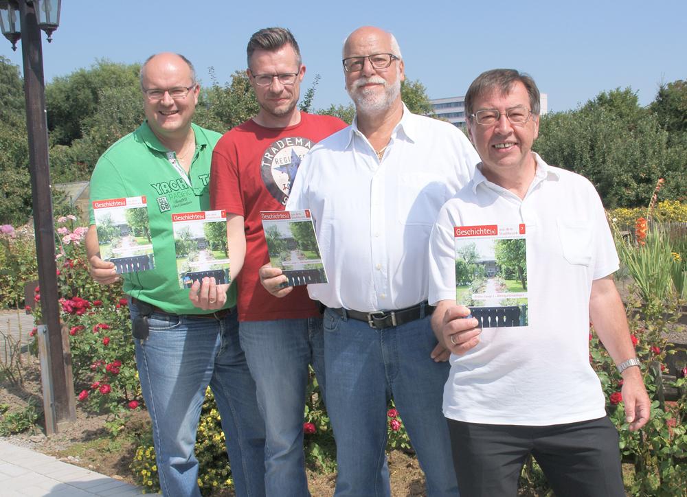 """Stadtbezirksmarketing Innenstadt Ost gibt Heft """"Grüne Lunge I – Kleingartenanlagen"""" heraus"""