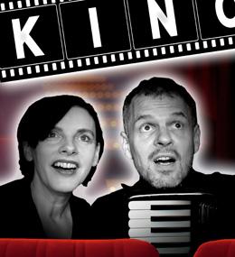 Wenn ich sonntags in mein Kino geh – Sabine Paas und Ralf Gscheidle im Café Schrader