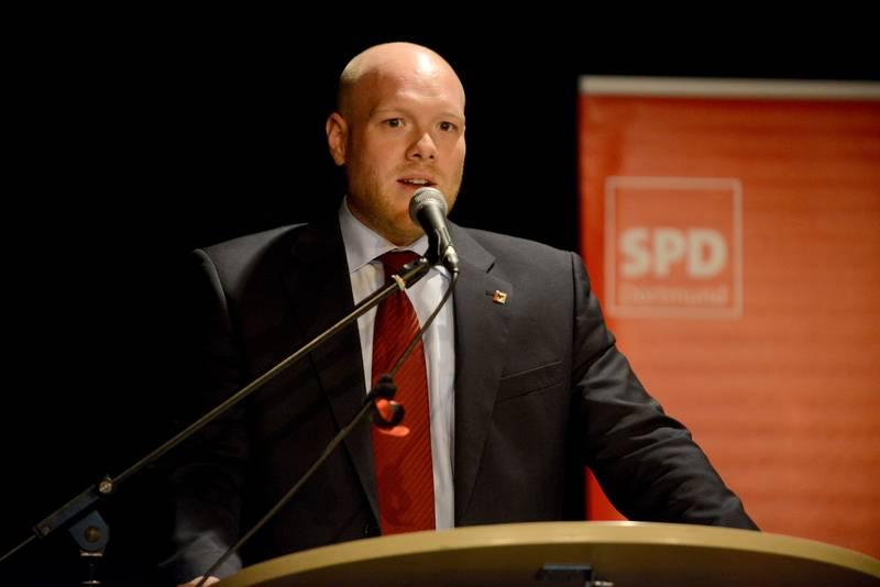 SPD-Bürgersprechstunde mit Jens Peick