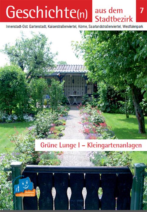 Kleingartenanlagen im Stadtbezirk Innenstadt-Ost