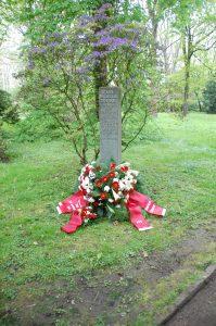 Carl Wilhelm Tölcke starb am 30. November 1893 im Alter von 76 Jahren in Dortmund (Foto: Jens Hahnwald)