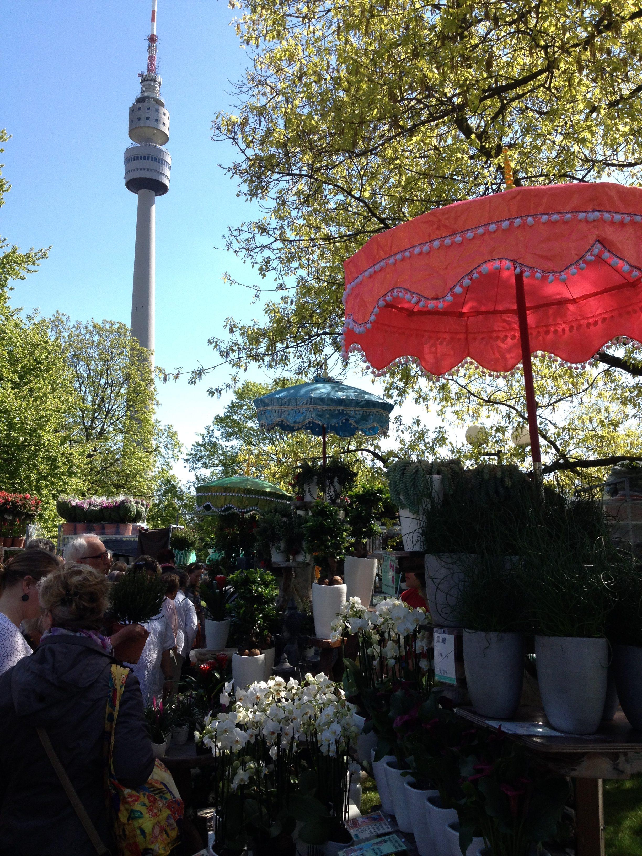 Gartenlust – Frühlingsmarkt im Westfalenpark
