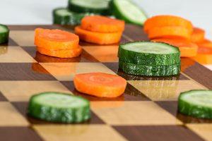 Gesunde Ernährung im Alter steht im Mittelpunkt des Vortrags in der Praxis im Kaiserviertel (Foto: Pixabay)
