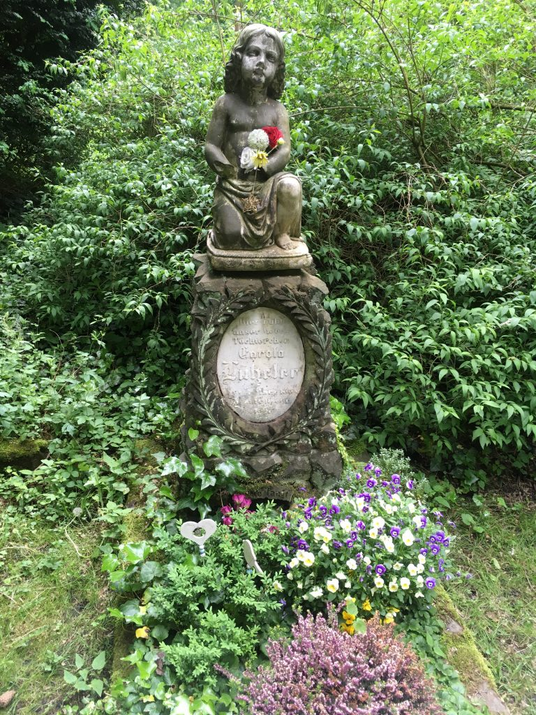 Der Ostfriedhof, Foto: Katrin Pinetzki