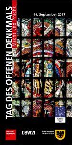 Tag des offenen Denkmals 2017 - Programmbroschüre zum Download
