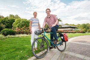 Fabian Menke freut sich auf seine neue Aufgabe (Foto: Stadt Dortmund, Roland Gorecki)