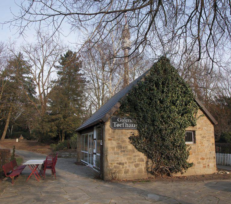 Torfhaus im Westfalenpark, Foto: Udo Bleidick