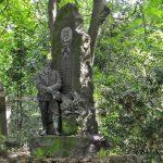 Der Bergmann auf dem Ostfriedhof (Foto: Katrin Pinetzki / Stadt Dortmund)