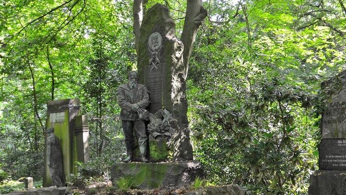 Kunst auf dem Ostfriedhof – Herbstspaziergang durch die Stadtgeschichte