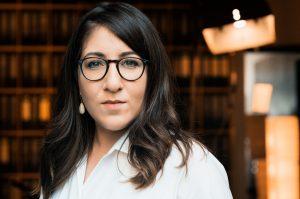 Deborah Feldman liest im Stadtarchiv