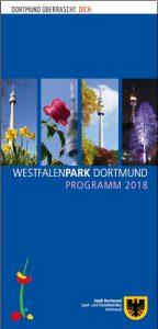Westfalenpark Programmheft 2018