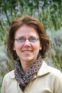 Annette Simmgen-Schmude, Seniorenbüro Innenstadt Ost