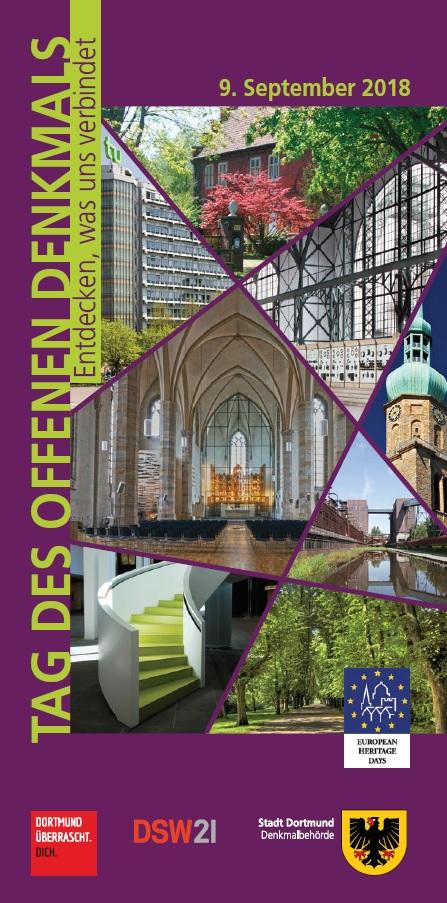 Programmbroschüre zum Tag des offenen Denkmals erschienen