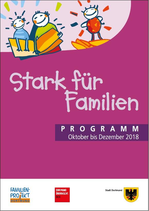 Neues Programmheft des Familien-Projektes liegt vor