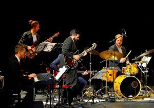 Ensemble der Glen Buschmann Jazz Akademie (Foto: Kurt Rade)