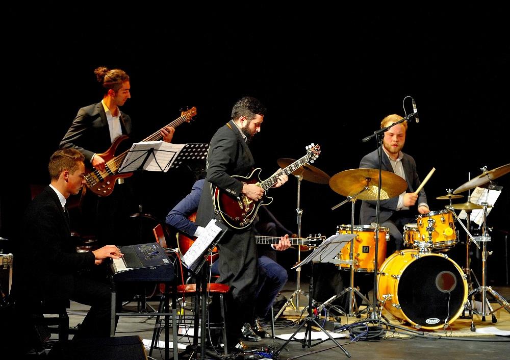 Jazz-Akademie spielt zum Semesterabschluss in der Stadtteilbibliothek Brackel