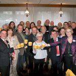 Verantwortliche und Mitglieder aller Körner Vereine und Institutionen waren zum traditionellen Treffen zum Jahresauftakt eingeladen (Foto: Rüdiger Beck)