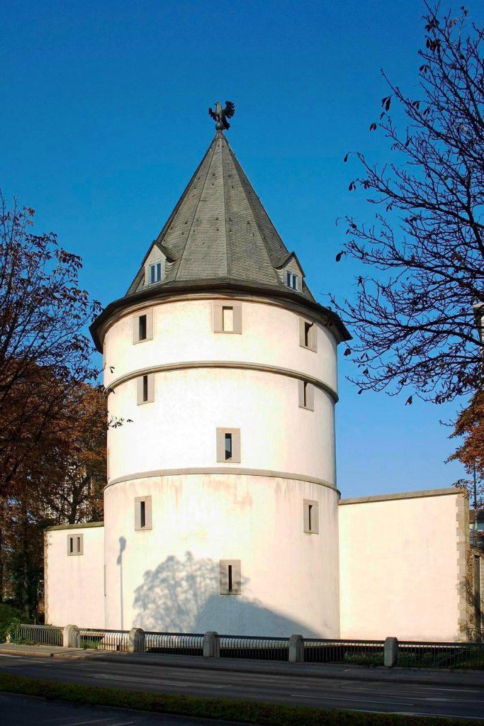 Adlerturm (Foto: Gaye Suse Kromer, Dortmund Agentur)