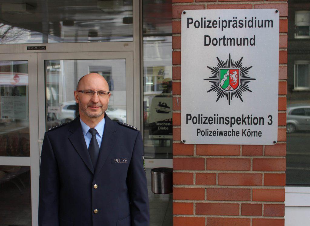 Harald Kost (Foto: Polizei Dortmund)