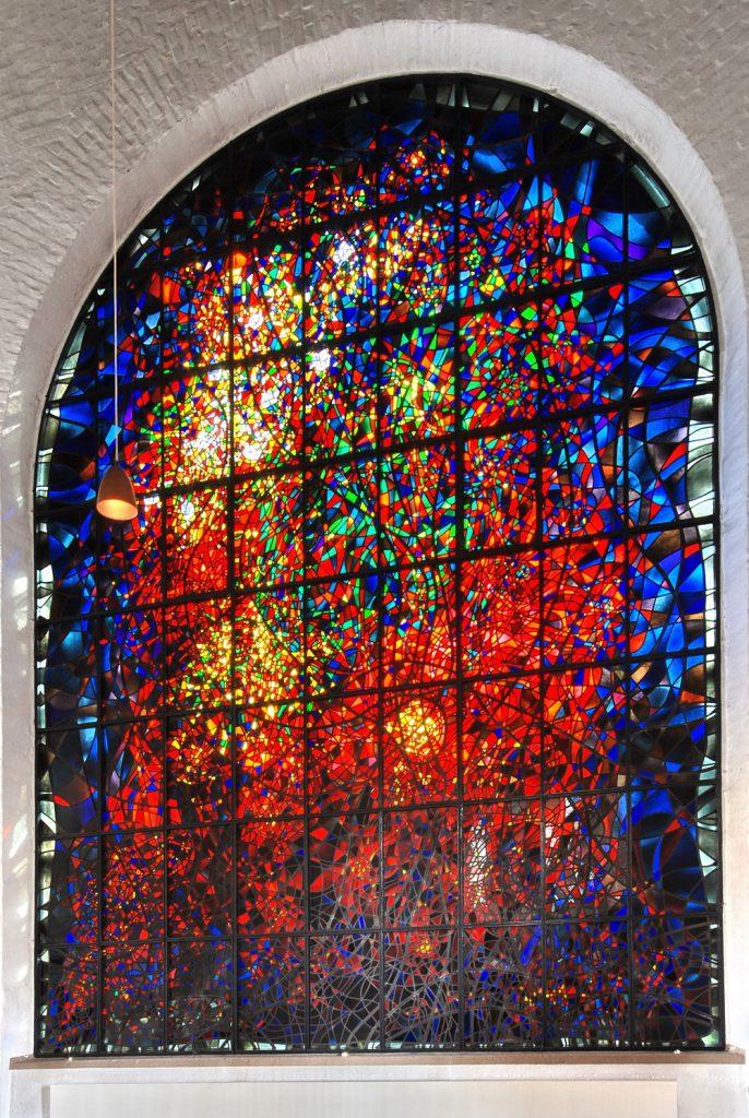 Das Kirchenfenster (Bildrechte: Günther Wertz/Michael Holkötter - Stadt Dortmund)