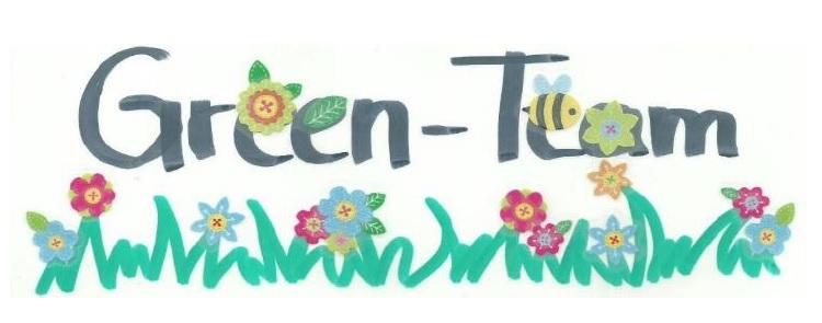 Das Logo des Green-Teams