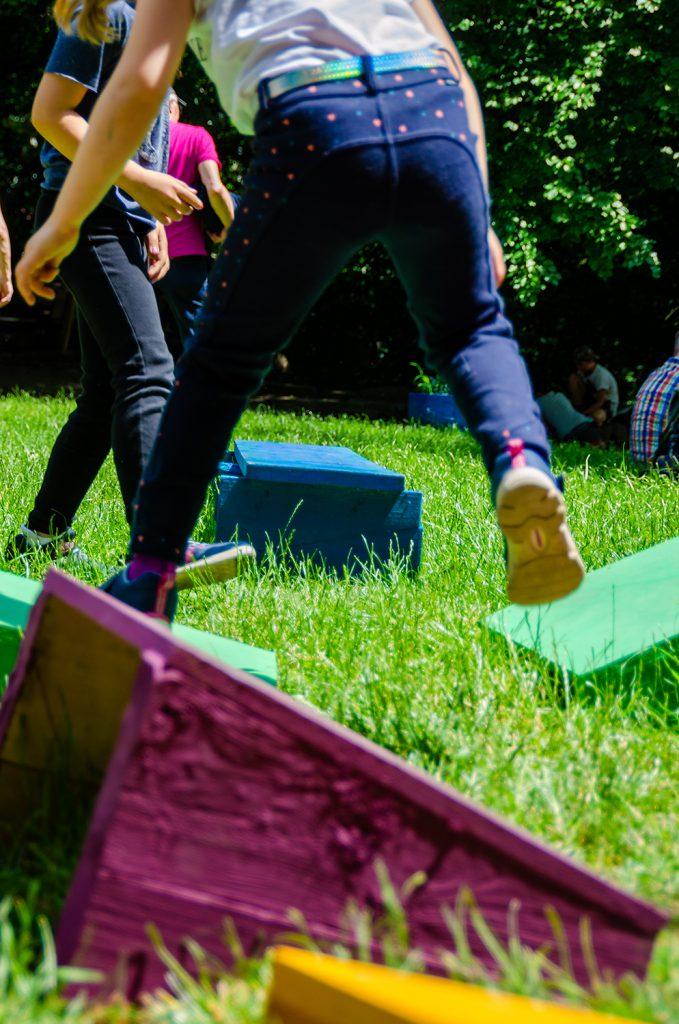 Move it! – Bring Bewegung ins Spiel! So lautet des diesjährige Motto für die Aktivitäten im Westfalenpark. (Foto: Stadt Dortmund)