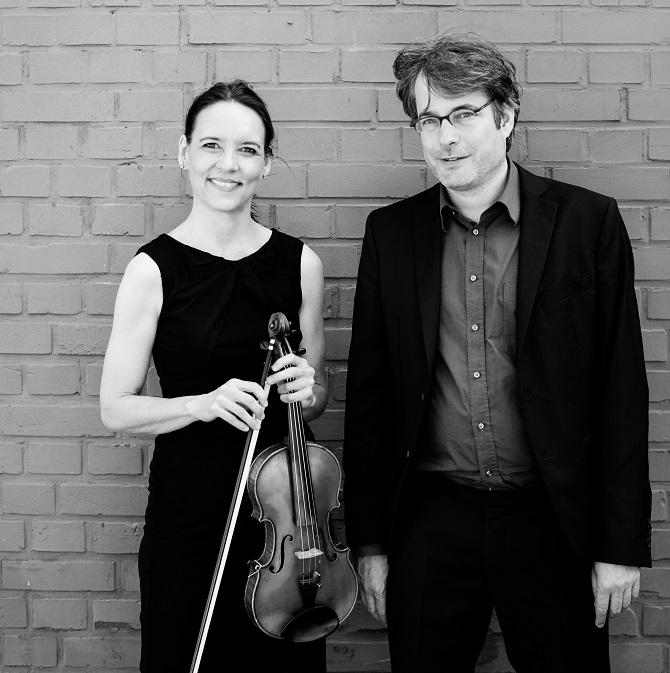 """""""Auf dem Weg zu Beethoven"""": Musik für Violine und Klavier zum Beethovenjahr"""
