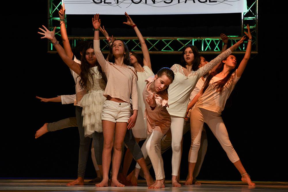 Dintje Dance Junior Company, Foto: Lucas Maserski