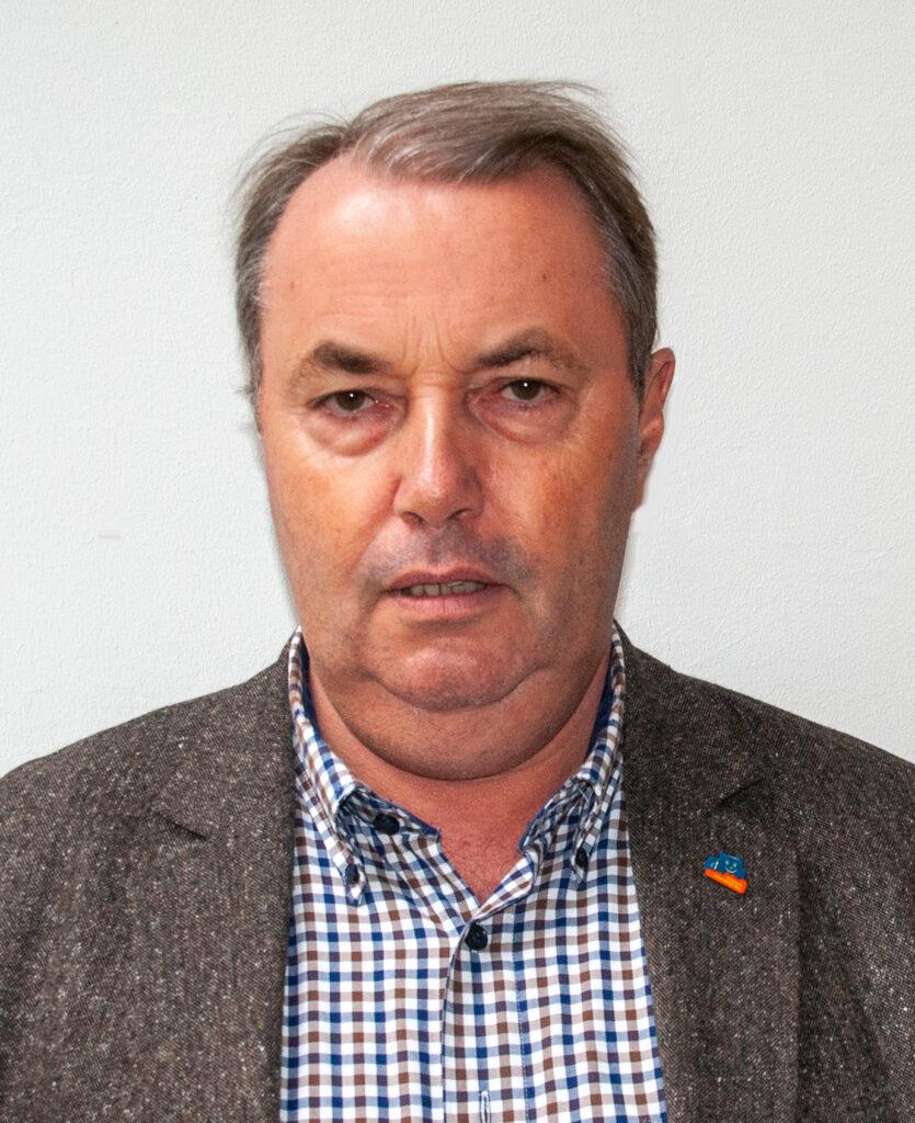 Udo Dammer, Bezirksbürgermeister der Innenstadt-Ost, hat am 07. Mai an dem Gespräch mit dem Oberbürgermeister teilgenommen. (Foto: Rüdiger Beck)