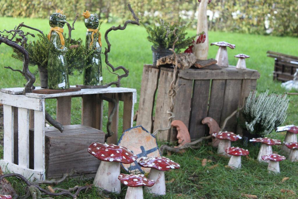 Herbstmarkt im Westfalenpark. (Foto: Westfalenpark Dortmund)